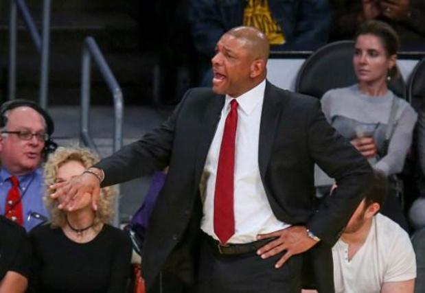 Doc Rivers wordt coach van Philadelphia 76ers