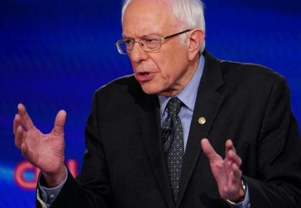 'Bernie Sanders geïnteresseerd in ministerspost als Biden wint'