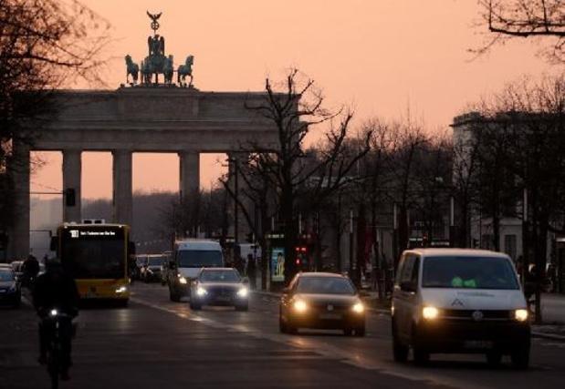 Berlijnse boulevard Unter den Linden wordt heringericht: minder auto's, meer groen