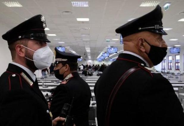 Italiaanse politie arresteert bijna 50 vermoedelijke maffialeden