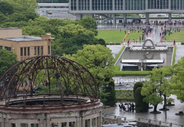 Le président du CIO se rendra Hiroshima malgré les protestations