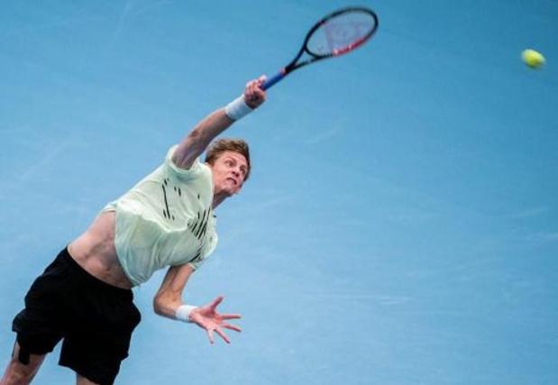 ATP Vienne: Kevin Anderson, désormais 111e mondial, s'offre Daniil Medvedev
