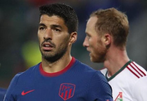 L'Atlético partage au Lokomotiv Moscou (1-1), Glad'bach atomise le Shakhtar
