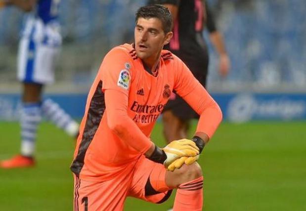 Belgen in het buitenland - Real Madrid, met Courtois en zonder Hazard, kan openingsmatch in Spanje niet winnen