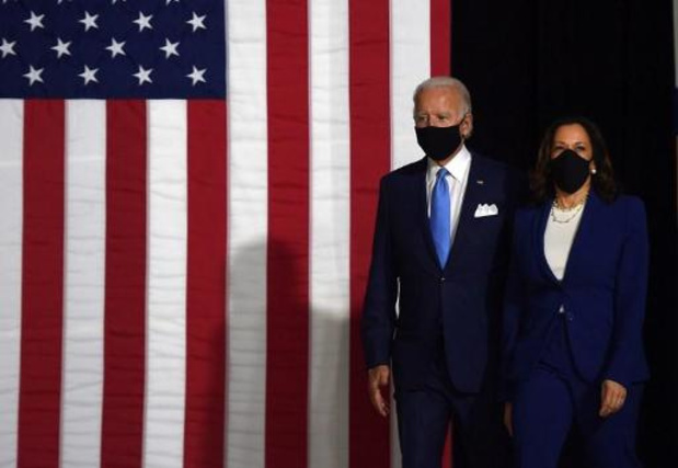 Amerikaanse presidentsverkiezingen 2020 - Biden stelt Kamala Harris officieel voor als running mate