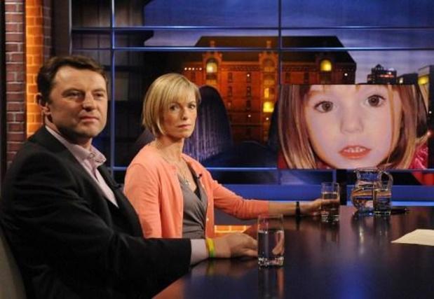Tips over verdwijning Maddie McCann stromen binnen bij Britse politie