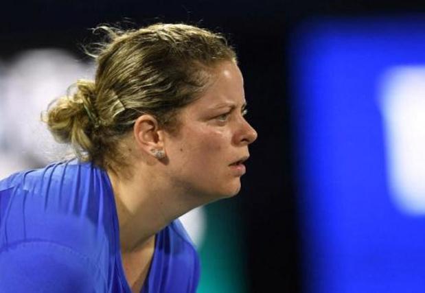 Six contrôles antidopage de l'ITF en 2019 pour Kim Clijsters, 19 pour David Goffin