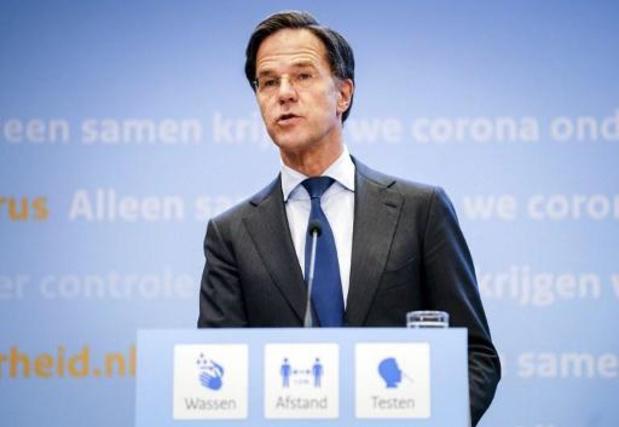 """Nederland voert aantal versoepelingen versneld door - """"einde van lockdown"""""""