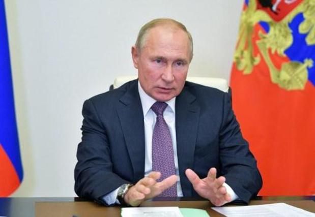 """Poetin over Karabach: """"Tragedie die zo snel mogelijk moet stoppen"""""""