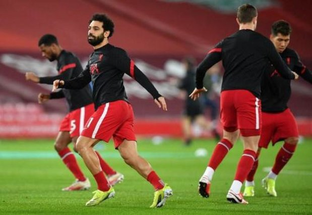 Pas d'exemption pour Liverpool, le match aller à Leipzig ne peut se jouer en Allemagne