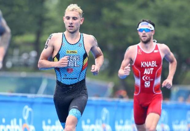 OS 2020 - Coronabesmetting houdt triatleet Jelle Geens (voorlopig) in België