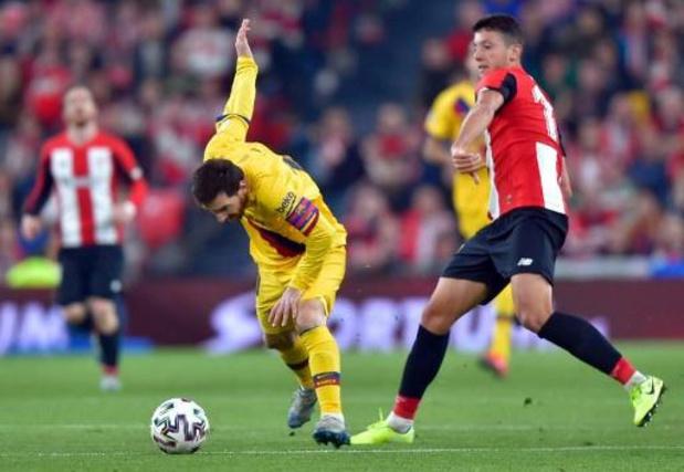 Coupe du Roi - Le Barça éliminé dans les derniers instants par l'Athletic Bilbao