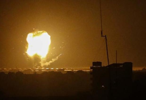 Opnieuw Israëlische luchtaanval na raketaanval vanop Gazastrook