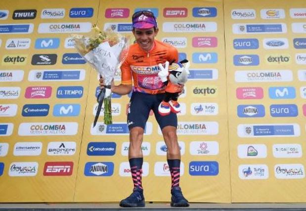 Tour de Colombie - Sergio Higuita remporte le Tour de Colombie