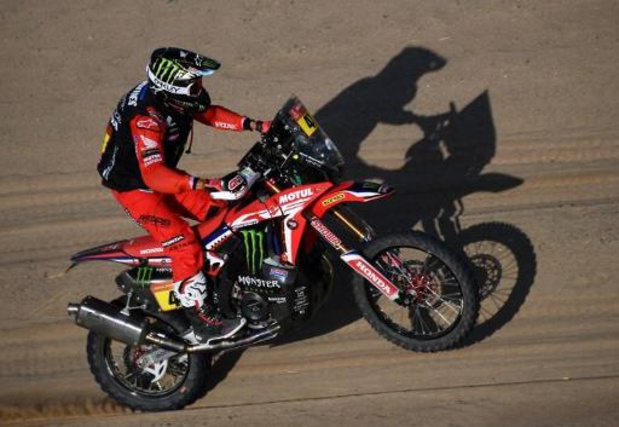 Benavides enlève la 9e étape, Cornejo reste leader en motos