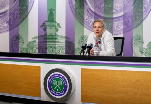 Angelique Kerber, médaillée d'argent à Rio en 2016, renonce aux Jeux de Tokyo
