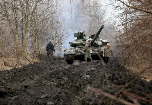 Ukraine: le président Zelensky attendu sur la ligne de front dans l'Est