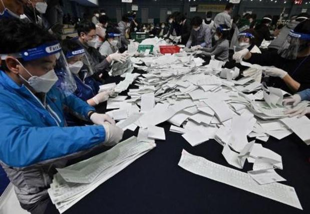 Législatives sud-coréennes: Moon Jae-in plébiscité pour sa gestion de l'épidémie