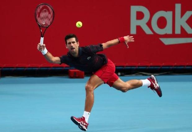Coronavirus - La WTA et l'ATP annulent des tournois prévus en Chine et au Japon en raison de la pandémie