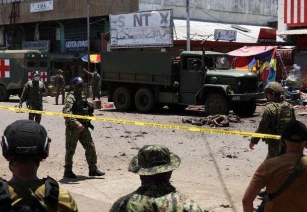 Veertien doden bij twee ontploffingen in zuiden van Filipijnen