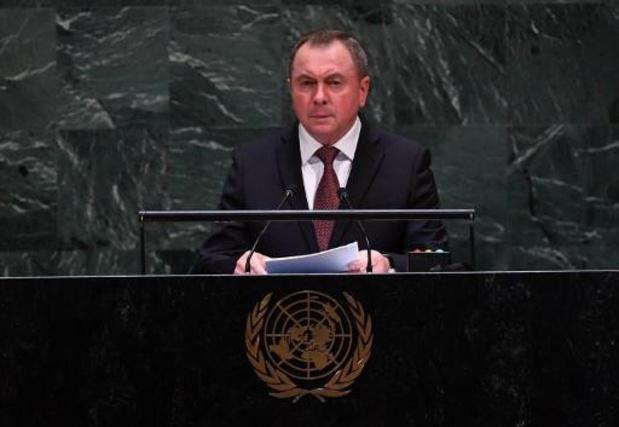"""Minsk prêt à un dialogue """"constructif"""" avec l'étranger"""