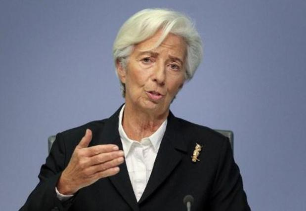 Europese Centrale Bank verwacht 'aanzienlijke recessie' in eurozone