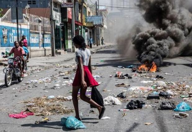 Crise en Haïti: plus de nourriture dans certaines prisons