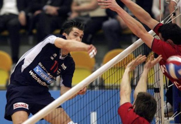 Ligue des Champions de volley - Roulers aussi battu par Kemerovo