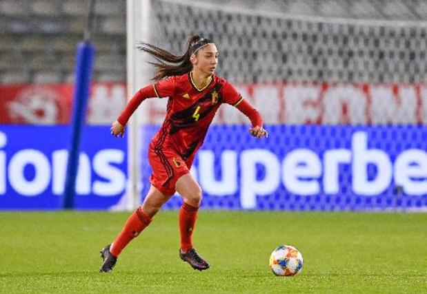 La Belgique fixée sur son parcours en qualifications vers le Mondial 2023