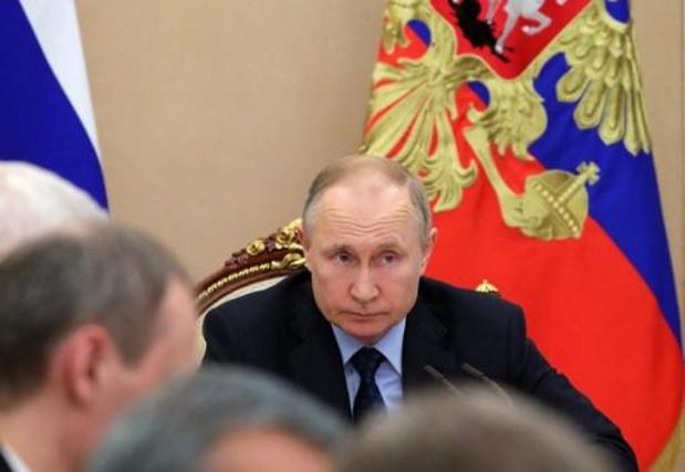 """Russische autoriteiten hebben crisis onder controle"""