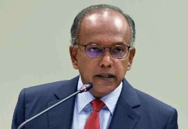 """Le parlement de Singapour vote une loi contre les """"ingérences étrangères"""""""
