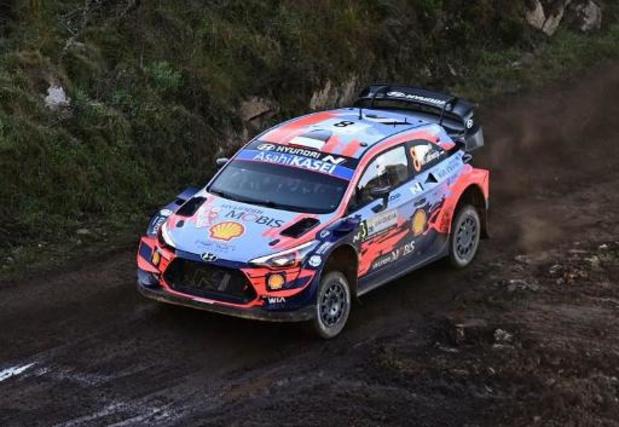 Ott Tänak, Craig Breen et Mads Ostberg engagés au South Belgian Rally