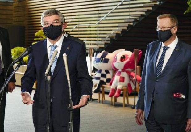 """Thomas Bach (président CIO): """"Tous les jours, nous avons douté"""""""