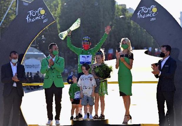 """Tour de France - Mark Cavendish vainqueur du maillot vert : """"L'impression de rajeunir"""""""