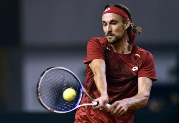 Bemelmans gaat in openingsmatch Davis Cup voorbij Hongaar Balazs