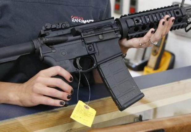 Colt stopt productie van aanvalsgeweer AR-15 voor burgers