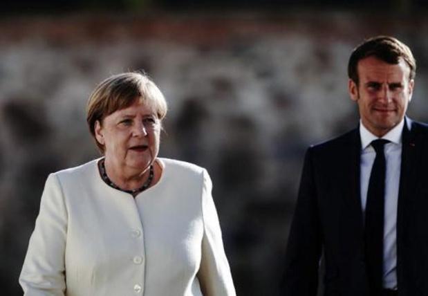 Sommet sur le conflit Serbie-Kosovo vendredi par visioconférence avec Macron et Merkel