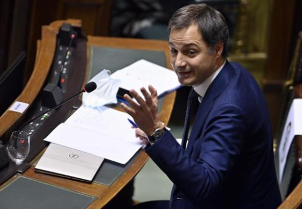 De Croo verdedigt begroting na felle kritiek van oppositie