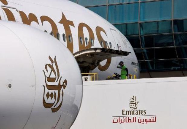 Avec une route Bruxelles-Dubaï rentable depuis cet hiver, Emirates se veut optimiste