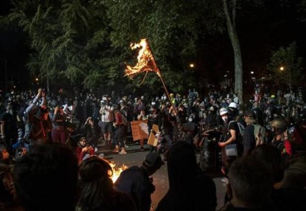 Le suspect du meurtre d'un militant d'extrême droite à Portland tué par la police