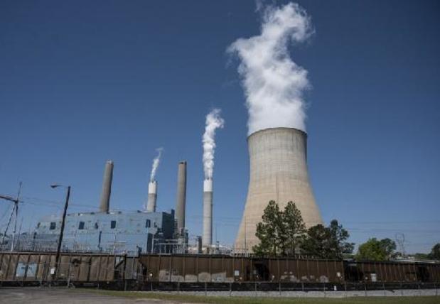 Climat: Biden va quasiment doubler l'objectif américain de réduction des émissions