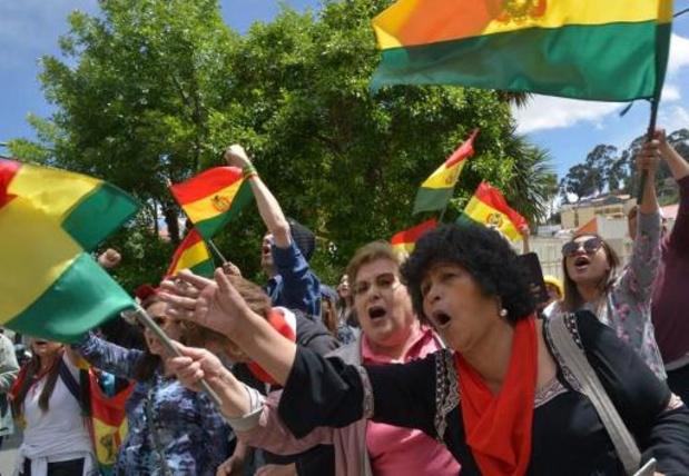 Elections en Bolivie - Evo Morales annonce sa démission