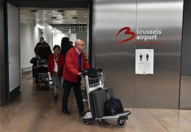 Al twee derde van passagiersvluchten geschrapt op Brussels Airport