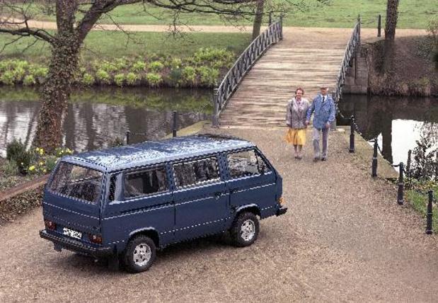 VW Multivan wordt 35