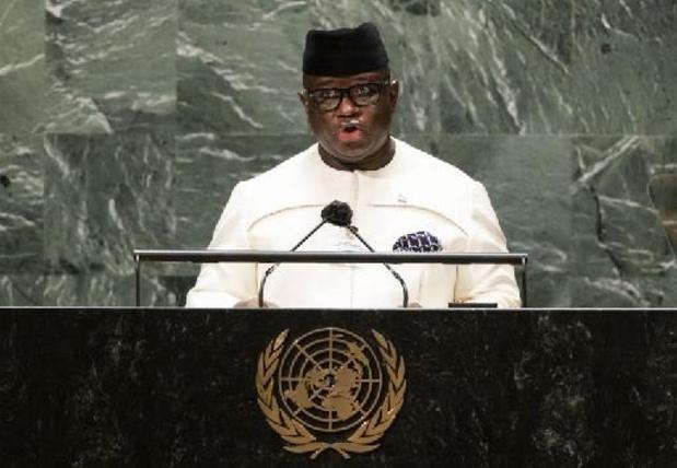 La Sierra Leone abolit la peine de mort