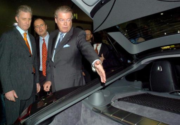 Bourse: Roland D'Ieteren nouveau membre du club des milliardaires belges