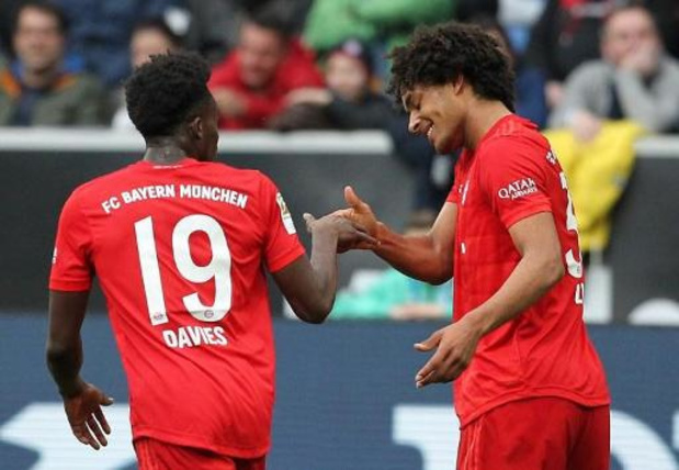 Bundesliga - Bayern München klopt Mönchengladbach en is één zege verwijderd van landstitel