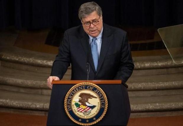 USA: les détails de l'enquête russe ne seront pas révélés avant la présidentielle