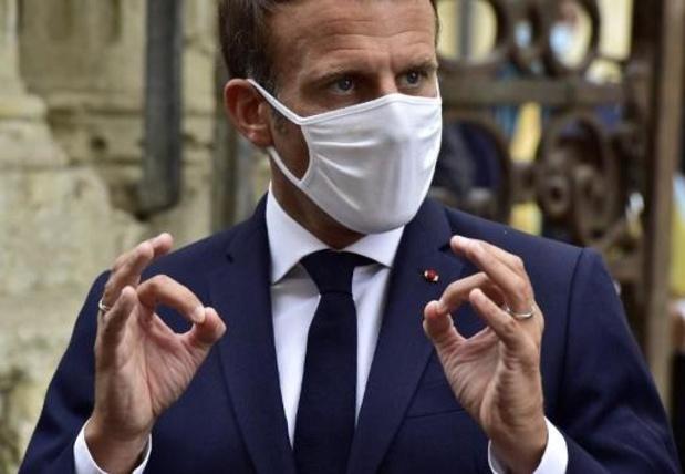 """""""Notre maison commune est en désordre"""", admet Macron à l'assemblée générale de l'Onu"""