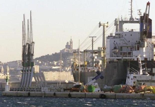 Un bateau en quarantaine à Anvers après des cas de COVID-19 parmi l'équipage